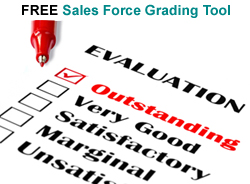 Free Sales Force Grading Tool